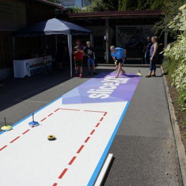 Eisstockbahn mieten 1