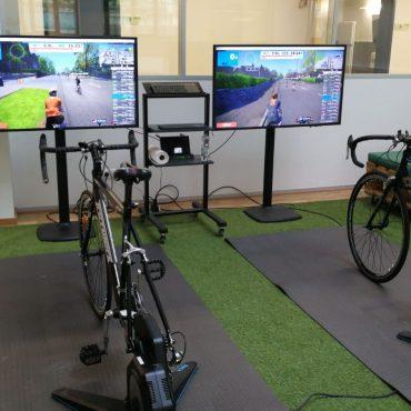 Fahrrad Simulator 5