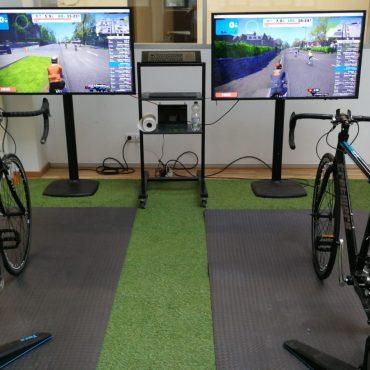 Fahrrad Simulator 6