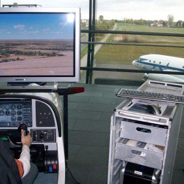 Flugsimulator 8
