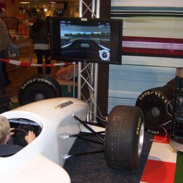 Formel 1 Simulator 2