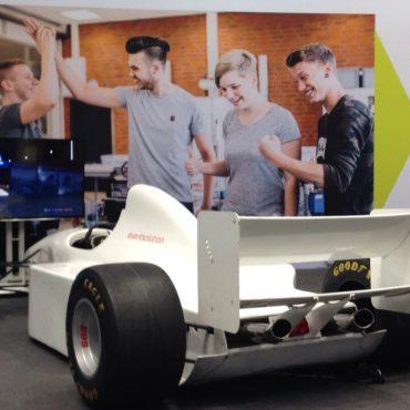 Formel 1 Simulator 3