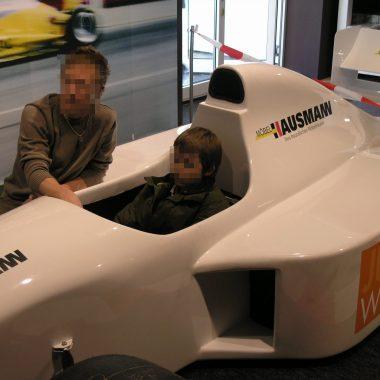 Formel 1 Simulator 6