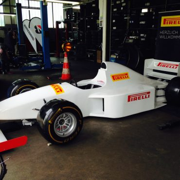 Formel 1 Simulator 8