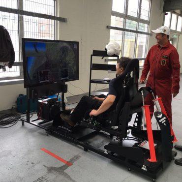Full Motion Flug Simulator 2