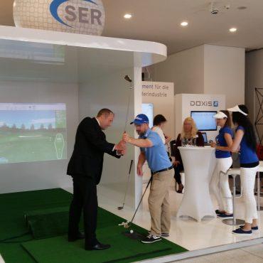 Golf Simulator 4