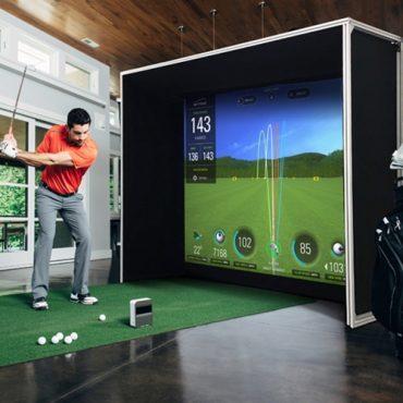 Golf Simulator 9