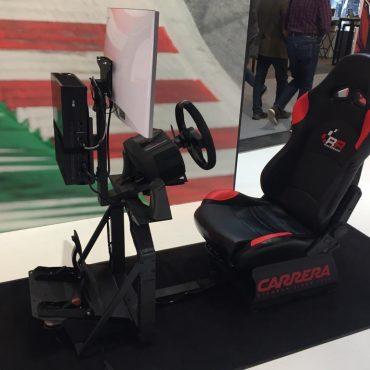 Rennsitz Simulator 4