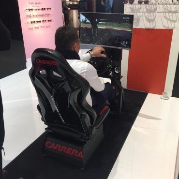 Rennsitz Simulator 5