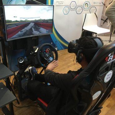 Rennsitz Simulator 9