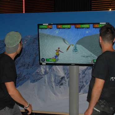 Snowboard Simulator 2