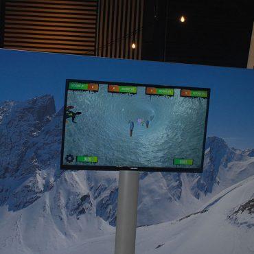 Snowboard Simulator 4