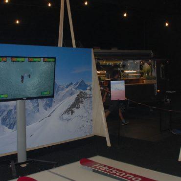 Snowboard Simulator 5
