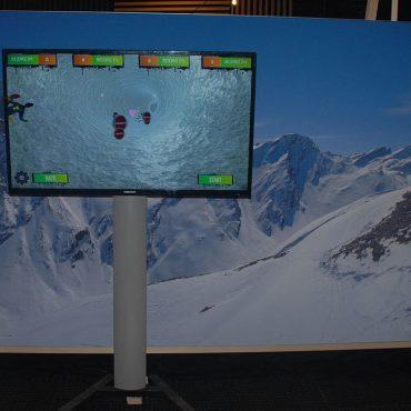 Snowboard Simulator 6