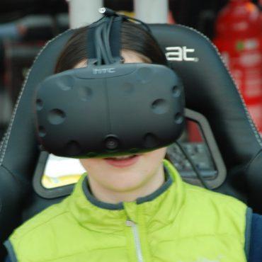 Virtual Reality Flug Simulator 5